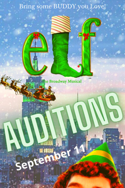 ELF Audition Poster